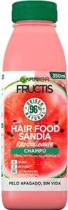 Garnier Fructis, Champú Sandía Revitalizante, Limpia y Revitaliza, 350 ml