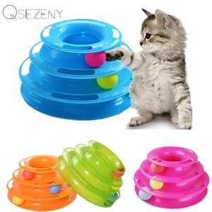 Juguete Torre Diversión para Gatos