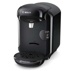 Bosch TAS1402 Tassimo Vivy 2 - Cafetera Multibebidas Automática de Cápsulas, color Negro
