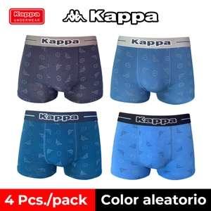Pack 4 calzoncillos kappa