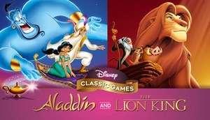 Disney Classic Games: Aladdin and The Lion King por 1,78€ Steam