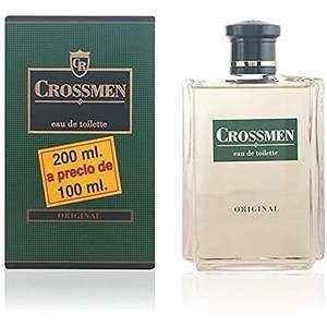 Crossmen Eau de Toilette para Hombre - 200 ml (pedido mínimo 2 unidades)