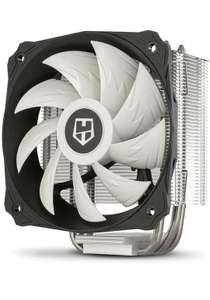 Nox Hummer H-212 - Ventilador CPU 120 mm PMW, Intel&AMD, 3 heatpipes, base de aluminio y cobre