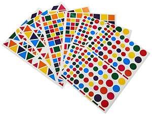 APLI Kids - Bolsa de gomets multicolor surtido (Varios Modelos desde 0,80)