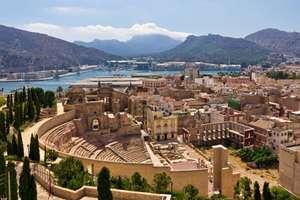 Teatro romano de Cartagena | Hotel Los Habaneros 3* solo 27€ p/p