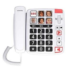 TELEFONO FIJO PARA MAYORES (mínimo histórico)