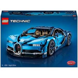 Lego Technic Bugatti Chiron solo 266€