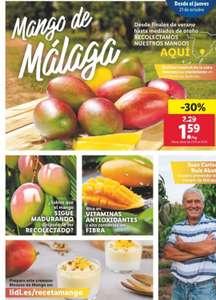 Mango de Málaga (A PARTIR DEL 21 DE OCTUBRE)