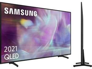 TV SAMSUNG QE50Q60A (QLED - 50'' - 127 cm - 4K Ultra HD - Smart TV)