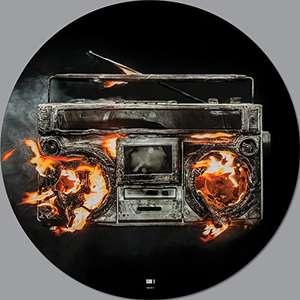 Revolution Radio de Green Day en Vinilo Picture Disc