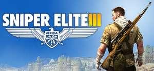 Sniper Elite 3 por 2,39€ para Steam