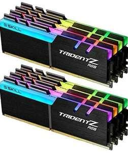 G.Skill 128GB DDR4-3200 módulo de memoria (128 GB, 8 x 16 GB, DDR4, 3200 MHz, 288-pin DIMM)