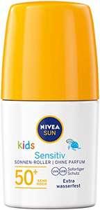 2 Unidades de NIVEA SUN Kids Sensitiv protección solar en barra SPF50+
