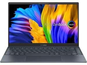 "Portátil - Asus ZenBook 13 UM325UA-KG084, 13.3"" FHD, AMD Ryzen™ 7 5700U, 16 GB RAM, 512 GB SSD, FDOS"