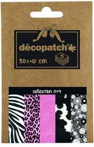 """Decopatch """" No. 9 Pulgada diseño de Bolsillo"""