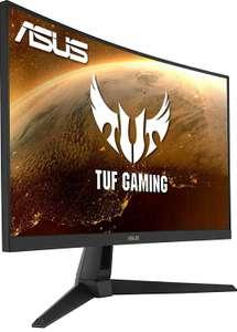 Asus TUF Gaming VG27WQ1B Monitor curvo 27'' WQHD 2560 x 1440, 165 Hz, 1 ms, 1500R, 16:9, FreeSync Premium, HDR10, HDMI, DisplayPort