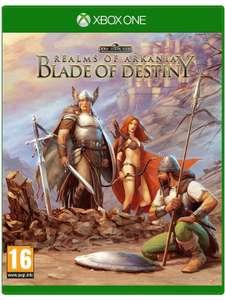 Blade of Destiny - Realms of Arkania (Xbox One)