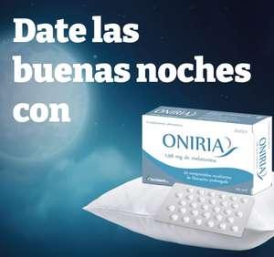 Prueba gratis melatonina oniria