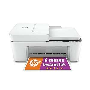 Impresora Multifunción HP DeskJet 4120e - 6 meses de impresión Instant Ink
