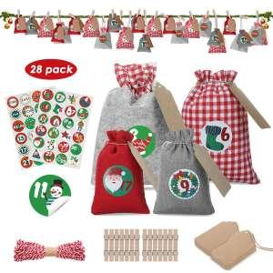 Kit de navidad con 28 productos