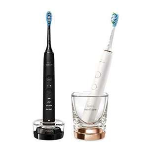 2 Cepillos de dientes eléctricos Philips Sonicare DiamondClean 9000