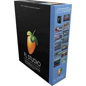 Fruit Loop FL Studio 20 Signature Edition - Software de creación musical