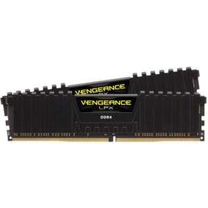 Memoria ddr4 16gb kit 2x8 corsair vengeance - pc4 - 28800 - 3600mhz - c18