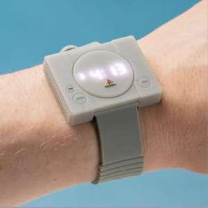 Reloj digital PlayStation Watch