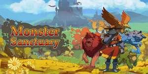 Monster sanctuary al 50% en la eshop