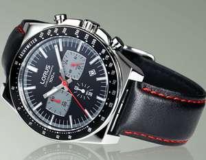 Reloj Cronógrafo Lorus (marca del grupo Seiko)