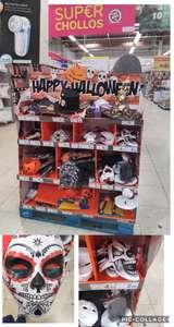 Ofertas Halloween y quitapelusas en Carrefours Macarena-Norte (Sevilla)