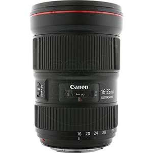 Objetivo para cámaras Canon EF 16-35mm f/2.8L III USM