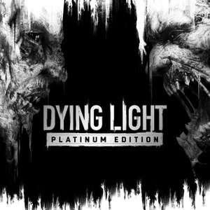 Dying Light - Platinum Edition 9€ y Enhanced 5€ [STEAM]