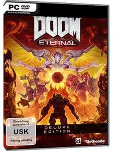 DOOM Eternal - Deluxe Edition (PC - Bethesda Key)