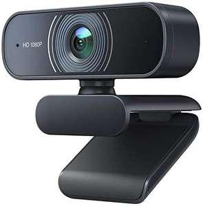 Pro Webcam, Videoconferencias 1080P Full HD 1080p/30 fps