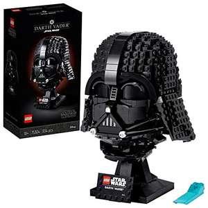 LEGO 75304 Star Wars Casco de Darth Vader, Maqueta para Construir