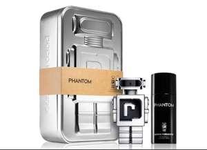 PACO RABANNE PHANTOM SET Eau de Toilette vaporizador 100 ml + desodorante vaporizador 150 ml