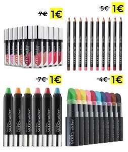 Selección de maquillaje Mood Matcher 1€