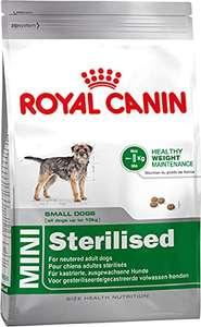 Pienso para perr@s esterilizad@s Royal Canin Mini Sterilised 8 Kg