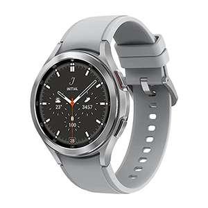 Samsung Galaxy Watch4 Classic, Bisel Giratorio, Control de Salud,Bluetooth, 42 mm (2 modelos) + 40€ de regalo para gastar en Amazon