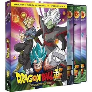 "Blu-Ray: Dragon Ball Super - Box 6 ""EDICIÓN COLECCIONISTA"" (La Saga de Trunks del Futuro)"