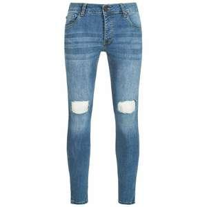 BRAVE SOUL SKINNY pantalones vaqueros hombres (bastantes tallas disponibles)