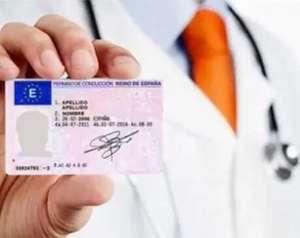 Certificado psicotécnico para el carné de conducir - Ofertas por toda España