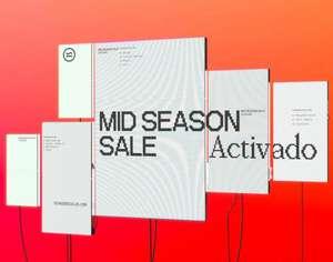 Hasta 70% de descuento en el Mid Season Sale de SVD