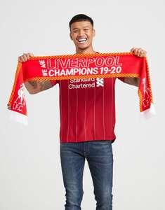 47 Brand bufanda Liverpool FC Champions,, recogida en tienda 1€