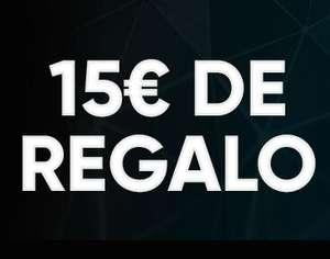 15€ Descuento por cada 100€ Fnac GRATIS