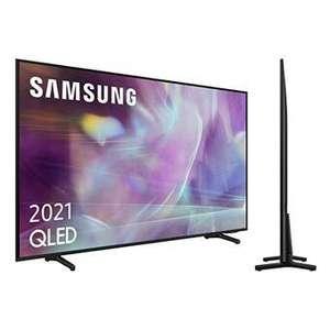 TV QLED 50'' Samsung QE50Q60A 4K UHD HDR Smart TV + 75 € Cashback