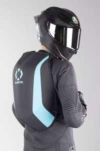 Mochila de Moto XLMOTO Slipstream Striped Resistente al Agua