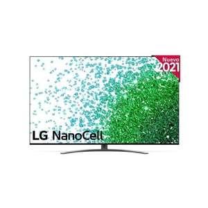 """LG 50NANO816PA 50"""" LED Nanocell UltraHD 4K"""