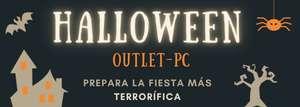Recopilatorio Variado de HALLOWEEN en Outlet PC